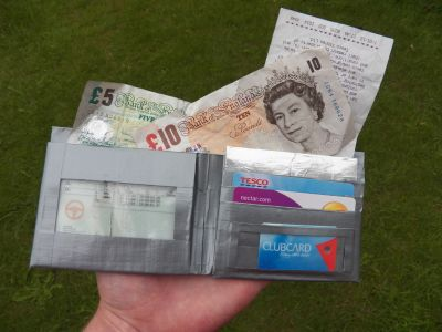 Wallet - Creative Commons - image credit Wikitropia